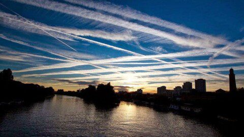 """""""Chemtrail Cough"""" is Sweeping the Nation — Death by Respiratory Disease Has Skyrocketed"""