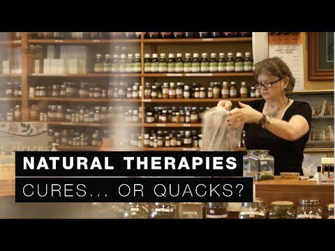 Are natural remedies a suitable alternative for science-based medicine?