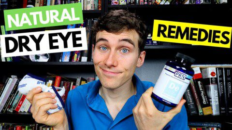 Dry Eyes Natural Remedies – Dry Eye Home Remedy