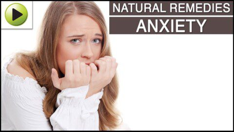 Anxiety – Natural Ayurvedic Home Remedies