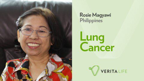 Lung Cancer Patient Chooses Alternative Treatment with Positive Results